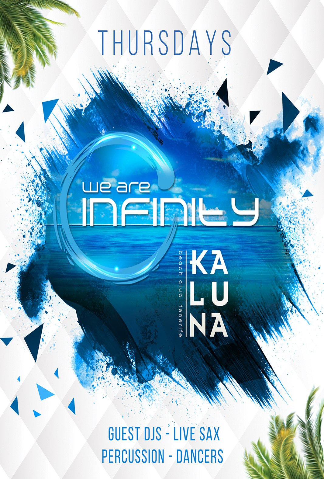 Kaluna Bach Club Thursdays Infinity