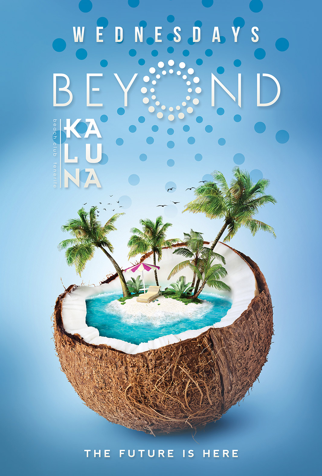 Kaluna Beach Club Tenerife - Wednesday Beyond